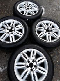 """16"""" Renault Kangoo, Laguna, Espace, Mercedes Citan alloy wheels (345)"""