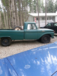 '64 Ford F-250 for sale!