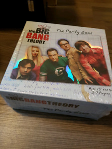 The Big Bag Theory Party Game