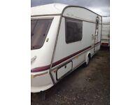 Elddis caravan 2 berth for sale