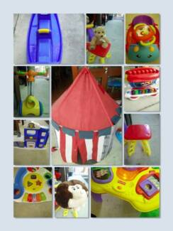 Assorted toys for 70 or choose one Parkinson Brisbane South West Preview