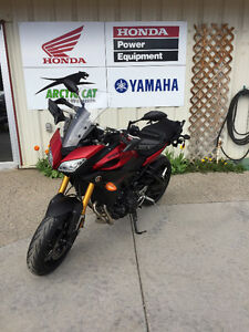 REDUCED PRICE! New 2015 Yamaha FJ-09 - All in price (plus taxes)