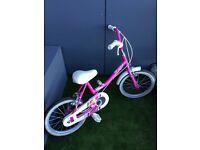 Raleigh child's bike