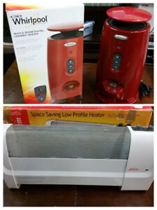2 Great Space Heaters