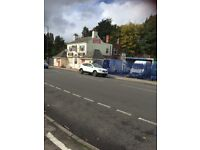 Former pub to let in willenhall