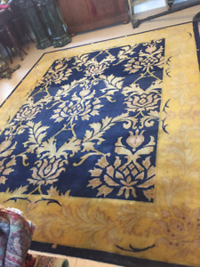 Hand made Persian and oriental rugs , carpets and runners!
