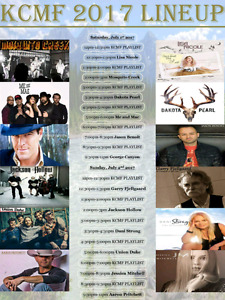 Kootenay Country Music Festival