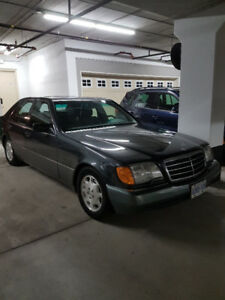 MERCEDES-BENZ TURBO DIESEL IN OUTSTANDING CONDITION