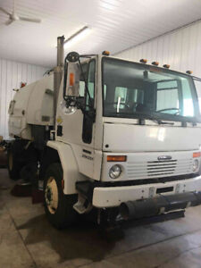 SWEEPER FOR SALE