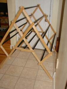 "laundry hanging Rack (Heavy Duty) 41"" Wide x 57"" tall"