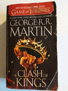 A Clash of Things by George R R Martin (softcover)