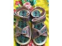 Frozen sandals size 11