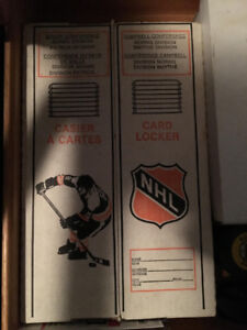 O-Pee-Chee NHL 1985-86 all 264 cards  with *RARE* box