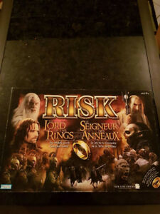 l m Selling my Lords of the Rings Risk