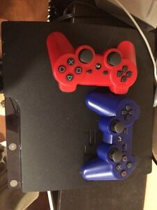 PS3 5 games 3 controlers