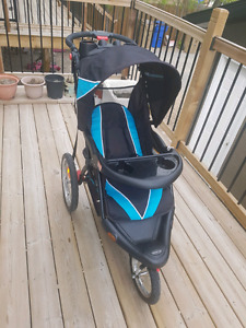Baby Trend Expedition Jogging Stroller and Car Seat Combo