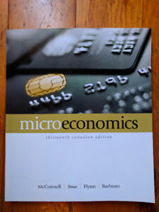 13th Edition Microeconomics Textbook for Sale