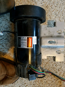 Johnson 2.25 continuous motor