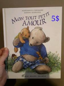Livres enfants de 2 à 7 ans