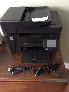 HP Laserjet PRO MFP m127fw wireless Printer/Scanner/Copier/Fax.