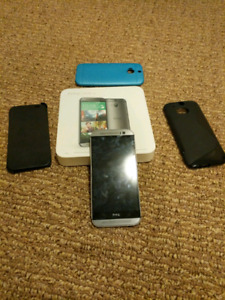 HTC one M8 very good condition