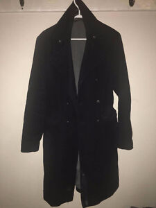 Man - Large Zara long coat - Mint Condition - $60