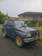 91 Suzuki vitara swb 4x4 Port Macquarie Port Macquarie City Preview