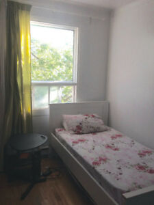 Sublet a room from April 20 to May 13