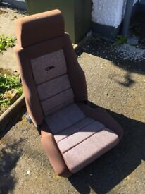 Cobra Rally Seats - pair