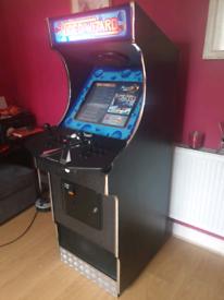 Retro arcade machine with 3000+ games video wizard cabinet