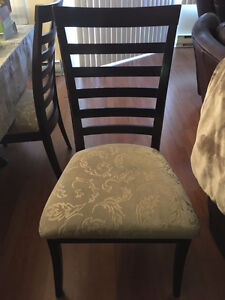 CHAISES POUR TABLE A DINER / DINING ROOM CHAIRS