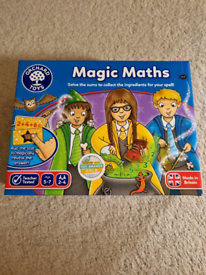 Orchard toys Magic Maths game 5-7 y