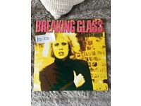 Hazel O'Connor vinyl record breaking glass album