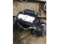 2004 Citroen C2 VTR 1.6 16v Semi Automatic Tip Tronic Engine And Gear Box
