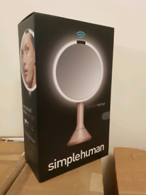 Beauty Mirror NEW BOXED RRP £299 Simplehuman LED Mirror Light