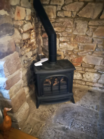 Lgp gas log burner for sale collection only