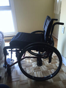 Used Invacare A4 Wheelchair