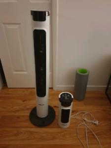 Tower Fan mini version of itself