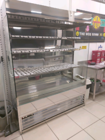 Multideck refrigerator display fridge