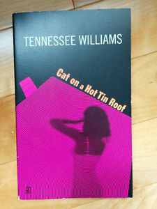 Cat on a Hot Tin Roof by Tennesse Williams Gatineau Ottawa / Gatineau Area image 1