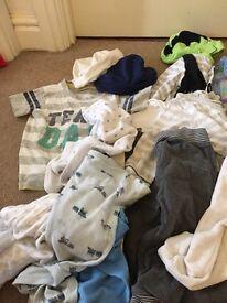 Bundle of 6-9 clothes