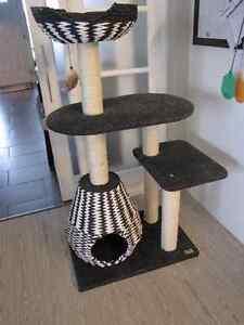 4-level cat tree
