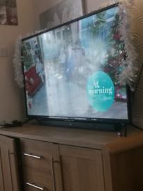 Baird 50 inch smart tv