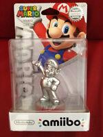 Amiibo Silver Mario NA neuf