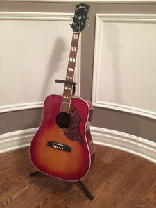 Selling Ibanez Concord 6 String Acoustic Guitar