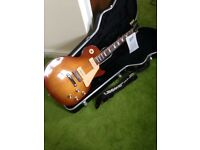 Gibson Les paul tribute 2011 with P90s, COA, gator hard case