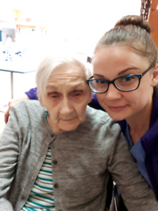 Personal Support Worker looking for PT homecare client