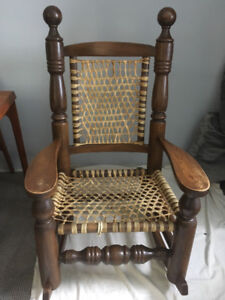 Vintage Rocker Chair