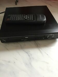 DVD Player with HDMI & USB Port