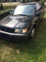 1998 Toyota tercel